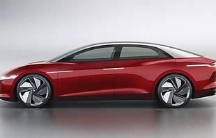 I.D.VIZZION - Volkswagen przyszłości