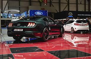Trzy premiery Forda w Genewie