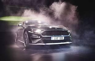 Ford Mustang Bullitt dla Europy!