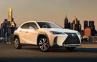 Lexus UX. Nowy crossover