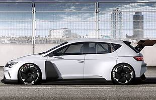 Cupra e-Racer. Elektryczna wyścigówka z Hiszpanii