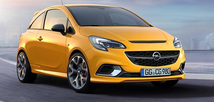 Opel Corsa GSi. Pierwsze zdjęcia