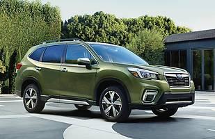 Subaru Forester w nowej odsłonie