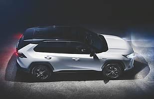 Nowa Toyota RAV4!