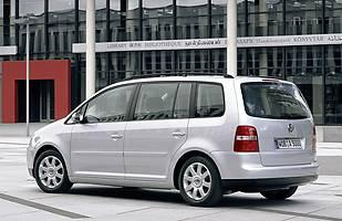 Volkswagen Touran ma już 15 lat