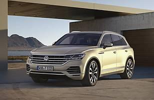 Volkswagen Touareg III już w Polsce. Ceny