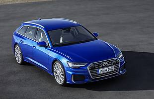Audi A6 Avant oficjalnie