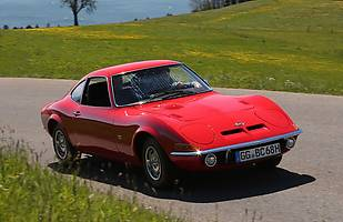 Opel GT ma już 50 lat