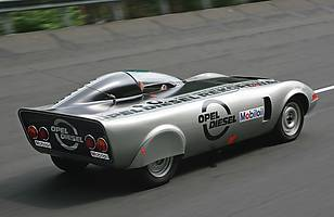 Opel GT Diesel