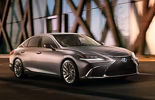 Nowy Lexus ES. Trafi do Europy!
