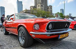 10. Ogólnopolski Zlot Mustangów