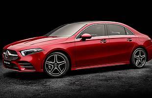 Mercedes klasy A w wersji Long