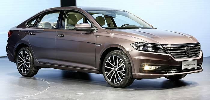 Volkswagen Lavida debiutował w Pekinie