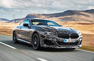 BMW M850i xDrive. Pierwsze informacje
