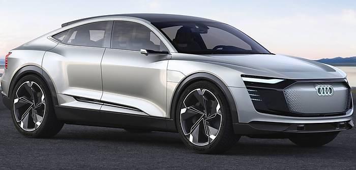 Pierwsze elektryczne Audi jeszcze w tym roku!