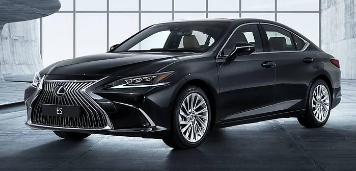 Nowy Lexus ES oficjalnie