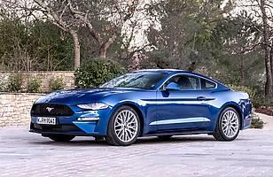 Ford Mustang po modernizacji