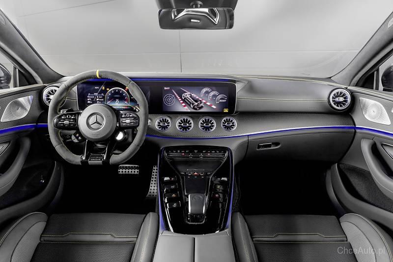 Mercedes-AMG GT 63 S w wersji Edition 1