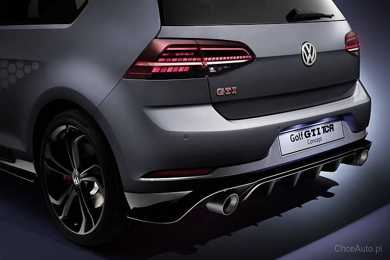 Volkswagen Golf GTI TCR oficjalnie