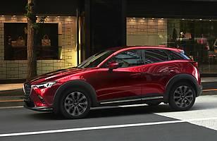 Mazda CX-3 po zmianach i z nowym silnikiem