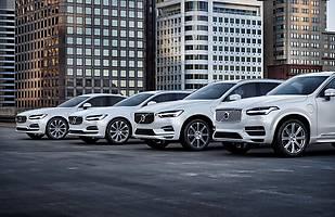 Volvo S60 bez silników Diesla