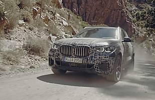 Nowe BMW X5 coraz bliżej
