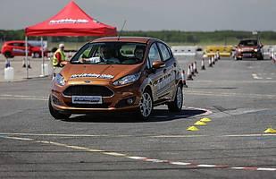 Ford bezpłatnie szkoli polskich kierowców!