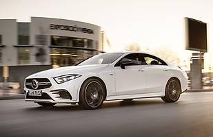 Trzy nowe Mercedesy-AMG z hybrydowym napędem