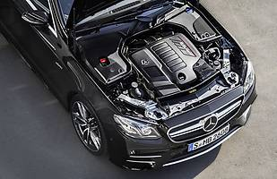 Mercedesa-AMG E 53 4MATIC+