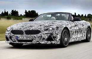 BMW prezentuje nowe Z4 M40i