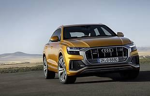 Audi Q8 oficjalnie