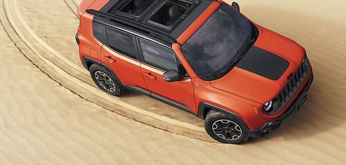 Szereg nowych modeli i ekspansja Jeepa