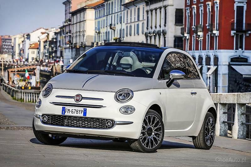Fiat nie planuje ekspansji. Raczej wegetację