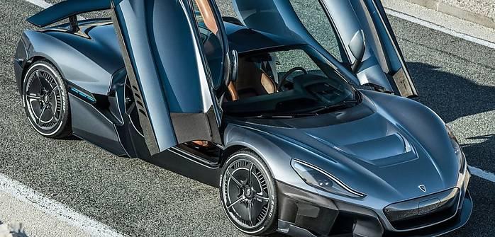 Porsche inwestuje w Rimaca