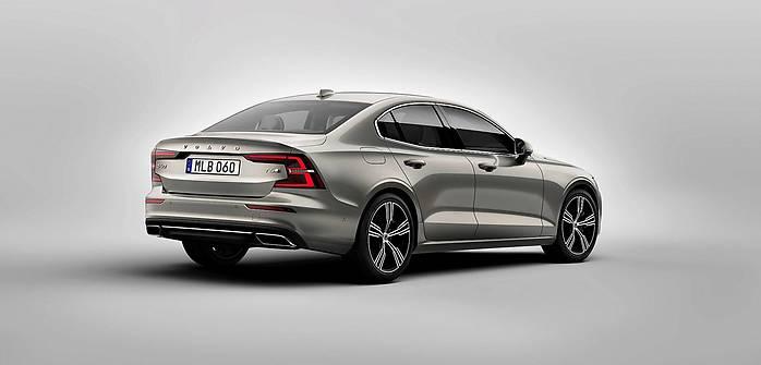 Volvo S60 w szczegółach