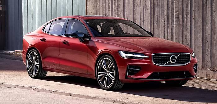 Volvo S60 nowej generacji