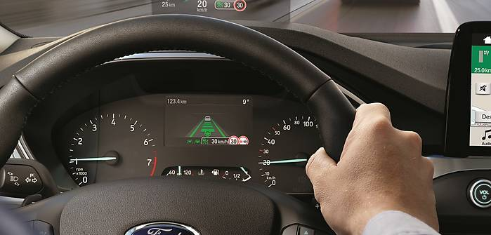 Ford Focus z systemem HUD