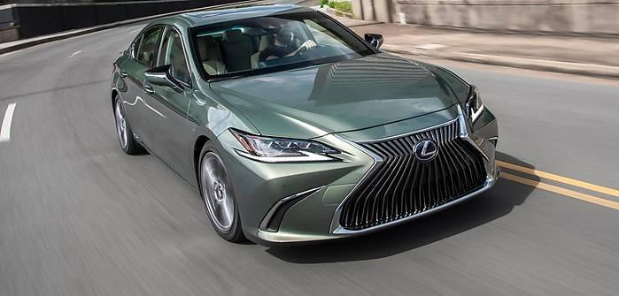 Lexus ES - poskie ceny