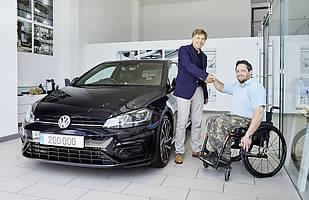200 tysięcy Volkswagenów R