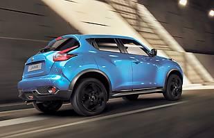 Nissan Juke po modernizacji