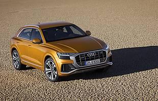 Audi Q8 już w salonach
