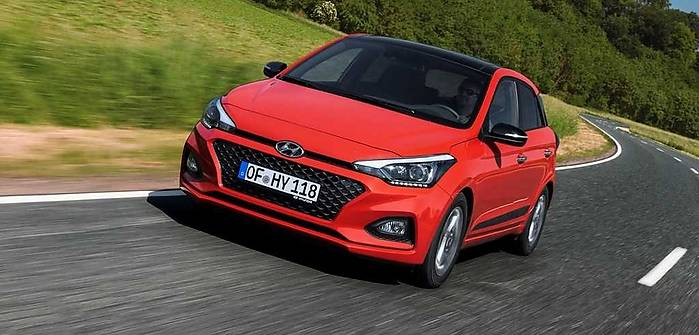 Hyundai i20 po liftingu. Polskie ceny