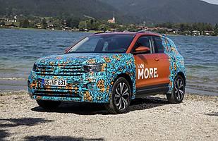 Volkswagen T-Cross z... Hiszpanii
