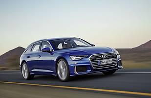 Audi A6 Avant już w Polsce