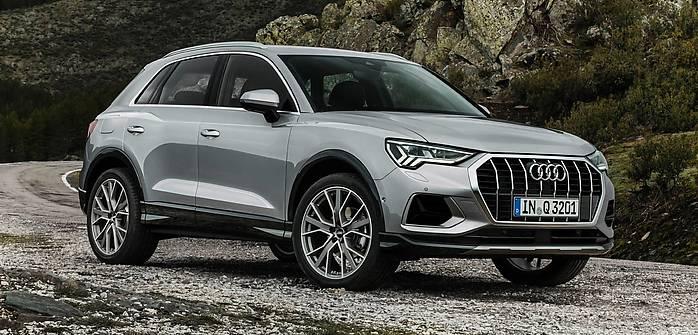 Nowe Audi Q3!