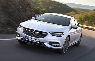 Opel Insignia z nowym silnikiem