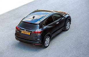 Honda HR-V po liftingu