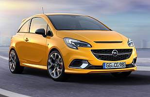 Opel Corsa GSi już nad Wisłą
