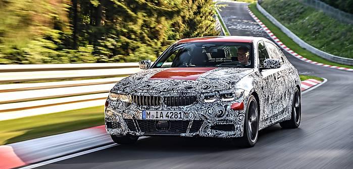 Nowe BMW serii 3 coraz bliżej