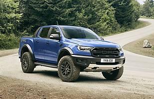 Ford Ranger Raptor w Europie